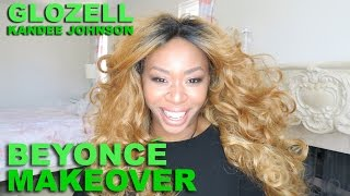 Beyonce Makeover - GloZell & Kandee Johnson