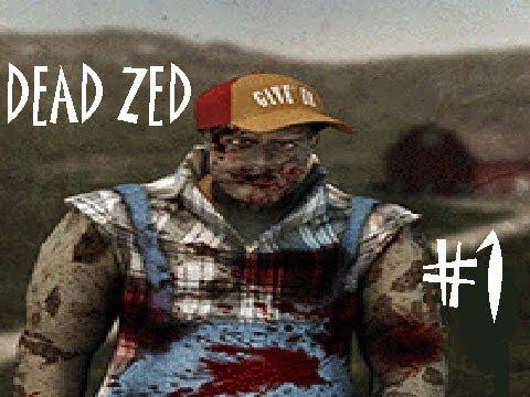 Dead zed episode 1 youtube