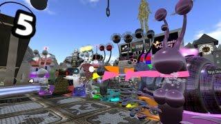 Giant snail race 428 16 June 25 Robots