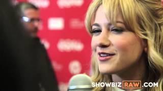 Meredith Hagner at David Cross' Hits Premiere at Sundance