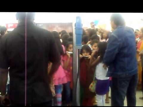 Flash Mob  Mantri Mall By  Bangalore Harmonica Club video