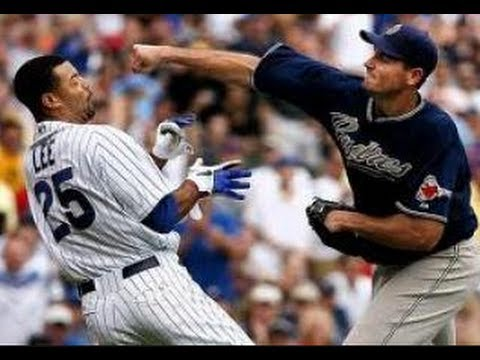 Top 10 Sports Fights Ever • Football • Ice Hockey • Baseball • Basketball