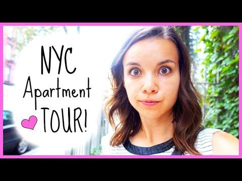 NYC Apartment Tour!!!
