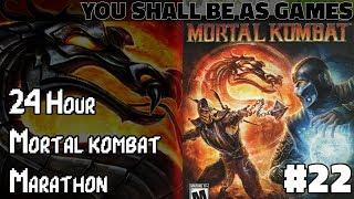 MORTAL KOMBAT (2011) (Part 5) - 24 Hour Mortal Kombat Marathon, Part 22 [You Shall Be As Games]