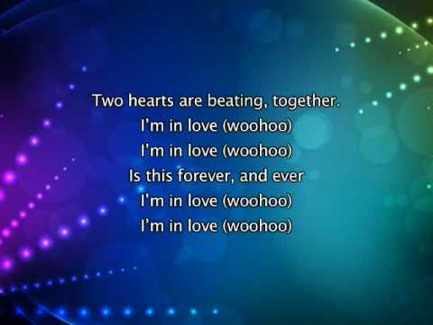 Kylie Minogue - 2 Hearts, Lyrics In Video