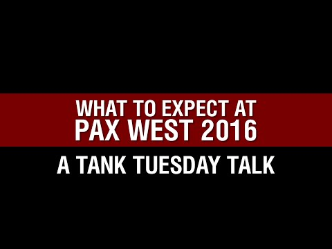 World Of Tanks PC - What To Expect At PAX West 2016 - Tank Talk Tuesday