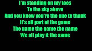 The Game {Alyssa Reid} {Lyrics}