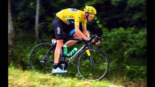 Chris Froome - Vincitore Tour de France 2013