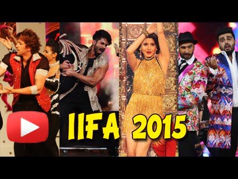 Hrithik,Shahid,Deepika,Anushka,Shraddha – IIFA 2015 Best Moments!