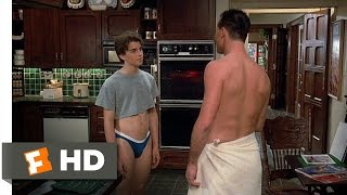 Weird Science (7/12) Movie CLIP - Wyatt's Panties (1985) HD