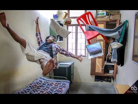 Levitation Photography - Speedart