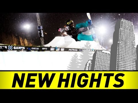 New Hights - Episode 2 X-Games
