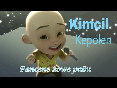Upin Ipin Kimcil Kepolen - Cover Nella Kharisma (Lirik Lagu Video)