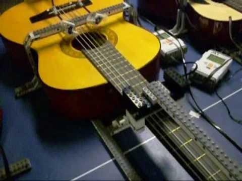 lego mindstorms ev3 guitar instructions