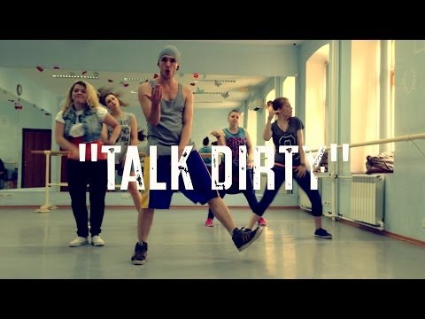 JASON DERULO TALK DIRTY choreography Dance by ANDREW HEART
