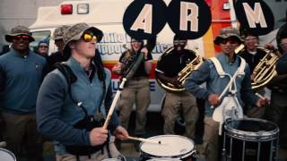Army Air Force Drum Line Battle 2016 4k