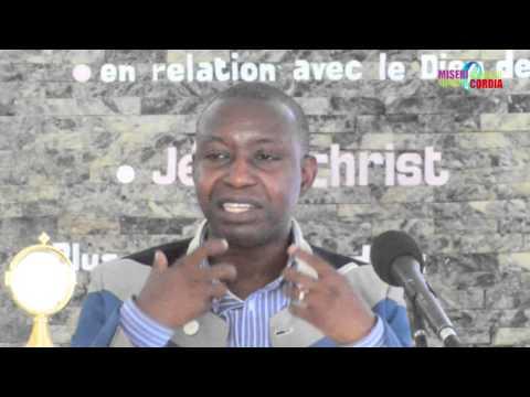 """Enseignement : """"Les moyens du chrétien"""" par le frère Richard DABO"""