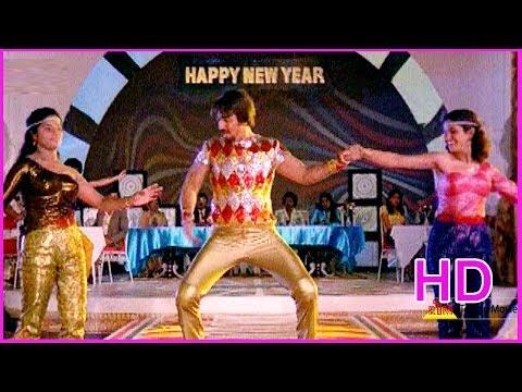 Happy New Year Special Song - Kamal Haasan, Ambika -palleturi Simham Movie (hd) video