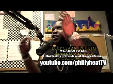 Philly Swain Batcave Freestyle