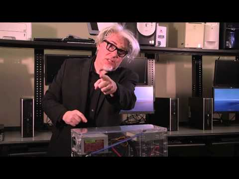 Rockford Career College Orientation with Martin Atkins