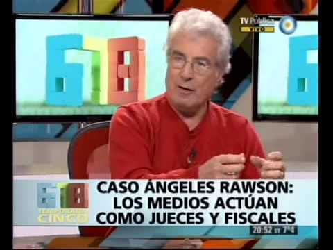 DEBATE: CASO ANGELES RAWSON - HERNÁN BRIENZA Y EMILIO RUCHANSKY - 16-06-13
