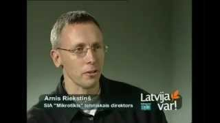Interview with MikroTik CTO Arnis Riekstins