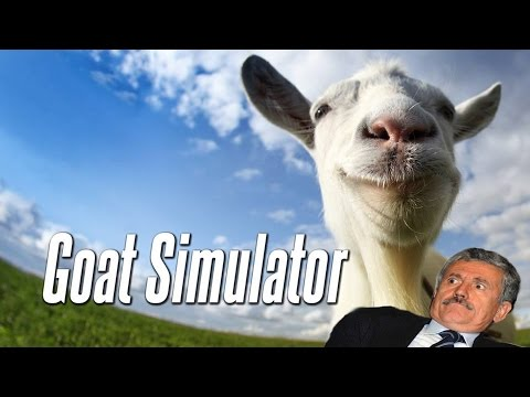 KSIOlajidebt Plays | Goat Simulator