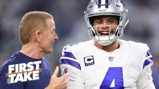 Jason Garrett isn't as in-demand as Jerry Jones thinks - Max Kellerman | First Take