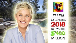 8 Expensive Things Owned By American Millionaire Ellen DeGeneres