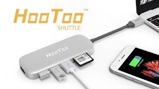 Hoo Too Shuttle for the New MacBook Pro