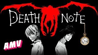 AMV Аниме клип Тетрадь смерти (Anime Death Note Music Video)