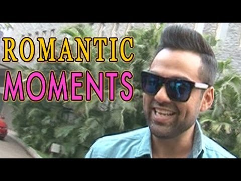 Abhay Deol talks about his romantic moments with Preeti Desai
