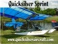 Quicksilver Sprint, 12 Ultralight Aircraft that give you the biggest bang for your buck!