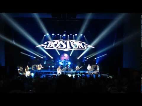 Boston - Party, Live. 6.29.12