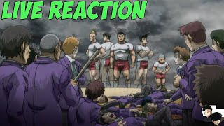 Mob Psycho 100 Episode 4 LIVE Reaction - DELINQUENTS Vs BODY BUILDING CLUB!! ??????100
