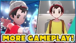 HUGE NEWS ABOUT THE WILD AREA & MORE GAMEPLAY FOR POKEMON SWORD AND SHIELD!