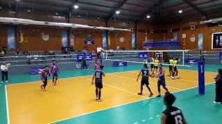 Merpati Vc Vs Singapore Piala Datukbandar 2017