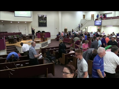 8/23/17 - He Is Still The Same - Pastor Tommy Steele