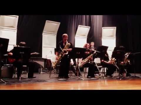 Platte Valley High School Spring Concert jazz 2013