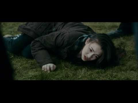 Jodelle Ferland as Bree Tanner in Twilight Eclipse Seen