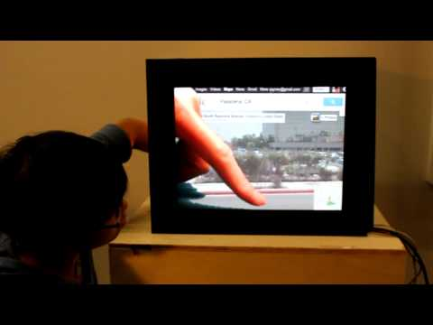 Portal Prototype - Touch Screen