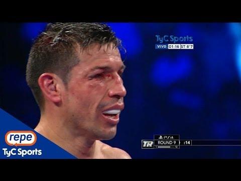 Maravilla Martínez perdió por nocaut técnico ante Miguel Cotto en Nueva York (HD)