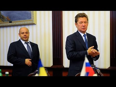 Россия прекратила поставки газа Украине