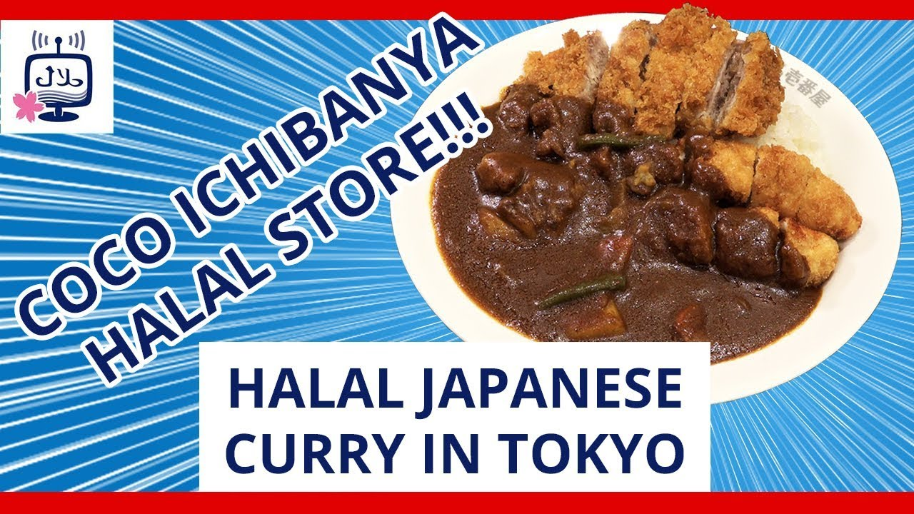 Halal Japanese Restaurant – HALAL ONLY Curry House Coco Ichibanya