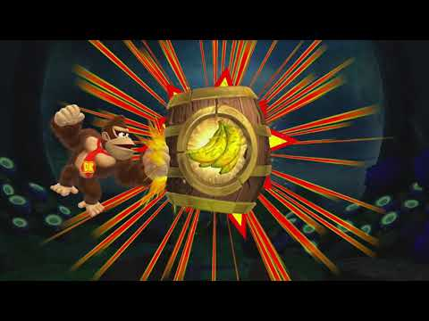 DONKEY KONG COUNTRY TROPICAL FREEZE #8 - Carrinho Maluco!