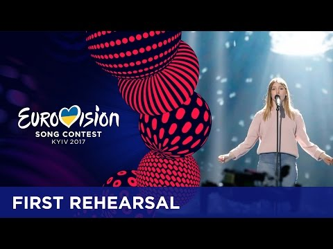 Blanche - City Lights (Belgium) First rehearsal in Kyiv