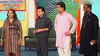 Best Of Amanat Chan and Tariq Teddy New Pakistani Stage Drama Full Comedy Funny Clip