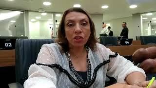 JORNAL DA PARAIBA - Deputada Cida Ramos comenta adequação de acessibilidade na ALPB