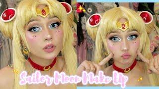 ♡ Sailor Moon Makeup