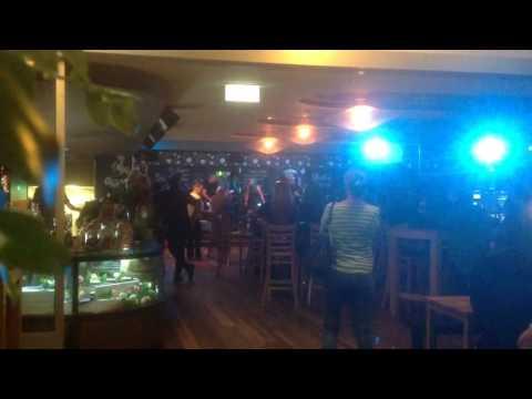 Pushworth Industry night showcase Brisbane band  9Lives